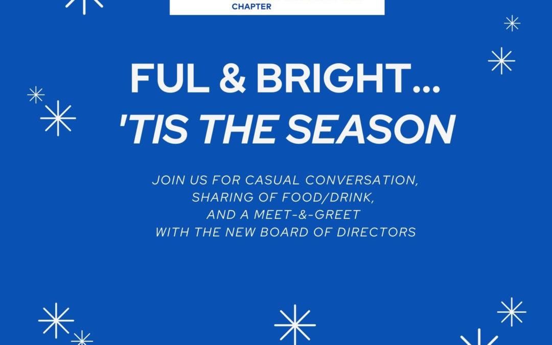 Ful & Bright! 'Tis the Season!